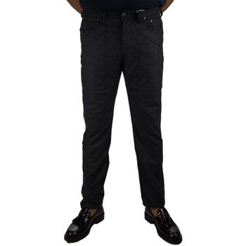 Abbigliamento Uomo Pantaloni 5 tasche Jeckerson PA01ST02651 grigio