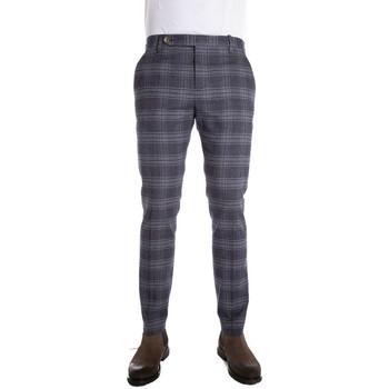 Abbigliamento Uomo Chino Entre Amis A2083451801 blu