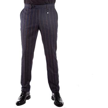 Abbigliamento Uomo Chino Manuel Ritz 2732P1858193631 grigio