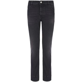 Abbigliamento Donna Jeans slim Armani 6H2J452DB4Z nero