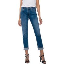 Abbigliamento Donna Jeans slim Replay WA671R157458 denim
