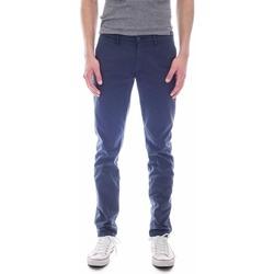 Abbigliamento Uomo Chino Woolrich W0PAN1111 blu