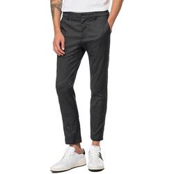 Abbigliamento Uomo Chino Replay M968750577 grigio scuro