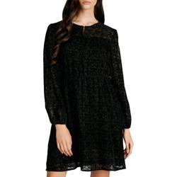 Abbigliamento Donna Abiti corti Liujo W69320J4005 nero