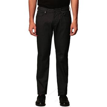 Abbigliamento Uomo Pantaloni 5 tasche Armani 6H1J061NF5Z nero