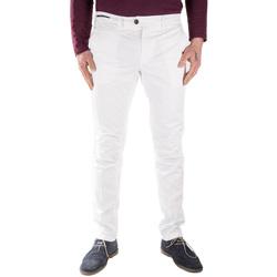 Abbigliamento Uomo Pinocchietto Teleria Zed ROBIN TL bianco