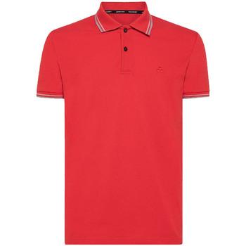 Abbigliamento Uomo Polo maniche corte Peuterey PEU3522 rosso
