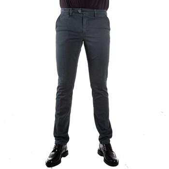 Abbigliamento Uomo Pantaloni 5 tasche Teleria Zed ROBIN FNS verde