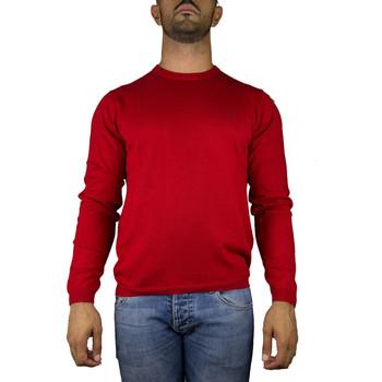 Abbigliamento Uomo Maglioni Sun68 K28101 rosso