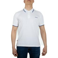 Abbigliamento Uomo Polo maniche corte Woolrich WOPO0013MR bianco