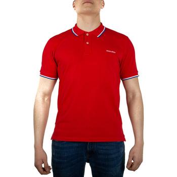 Abbigliamento Uomo Polo maniche corte Woolrich WOPO0013MR rosso