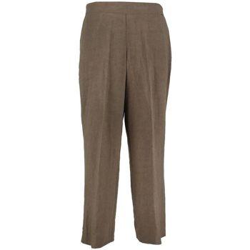 Abbigliamento Donna Pantaloni Angysix ITHACA/2 Pantalone  Donna Verde Verde