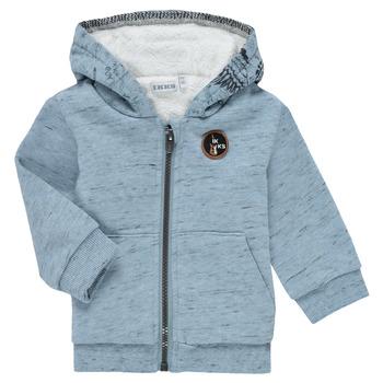 Abbigliamento Bambino Gilet / Cardigan Ikks AZUR Blu