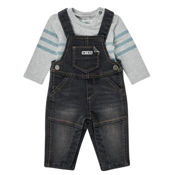 Abbigliamento Bambino Completo Ikks CELESTE Multicolore