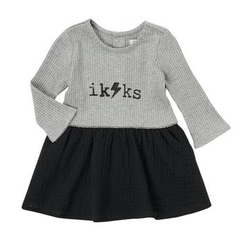 Abbigliamento Bambina Abiti corti Ikks CARAMEL Multicolore