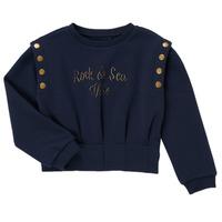 Abbigliamento Bambina Felpe Ikks GRENAT Marine