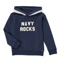 Abbigliamento Bambino Felpe Ikks SEPIA Marine