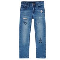 Abbigliamento Bambino Jeans slim Ikks VANILLE Blu