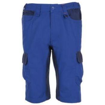 Abbigliamento Uomo Shorts / Bermuda Sols BERMUDAS DE HOMBRE DE TRABAJO BICOLOR Azul