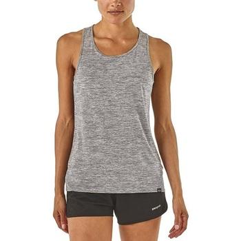 Abbigliamento Donna Top / T-shirt senza maniche Patagonia 45295-FEA Grigio