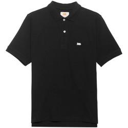 Abbigliamento Polo maniche corte Klout  Negro