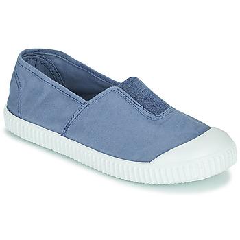 Scarpe Unisex bambino Sneakers basse Victoria  Blu