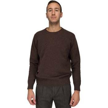 Abbigliamento Uomo Maglioni Della Ciana MAGLIA Marrone