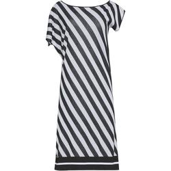 Abbigliamento Donna Vestiti Manila Grace A422VI MA028 - BIANCO/NERO