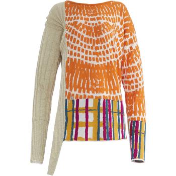 Abbigliamento Donna Maglioni Manila Grace M516CJ MA044 - ARANCIONE