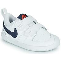 Scarpe Unisex bambino Sneakers basse Nike NIKE PICO 5 (TDV) Bianco / Blu