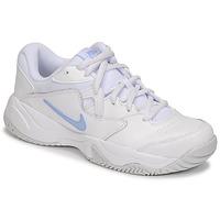 Scarpe Donna Sneakers basse Nike WMNS NIKE COURT LITE 2 Bianco / Argento