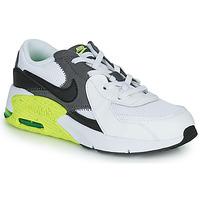 Scarpe Unisex bambino Sneakers basse Nike NIKE AIR MAX EXCEE (PS) Bianco / Nero