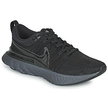 Scarpe Uomo Running / Trail Nike NIKE REACT INFINITY RUN FK 2 Nero