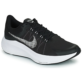 Scarpe Uomo Running / Trail Nike NIKE ZOOM WINFLO 8 Nero / Bianco
