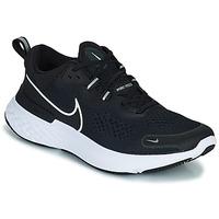 Scarpe Uomo Running / Trail Nike NIKE REACT MILER 2 Nero / Bianco