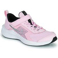 Scarpe Unisex bambino Running / Trail Nike NIKE DOWNSHIFTER 11 (PSV) Rosa / Grigio