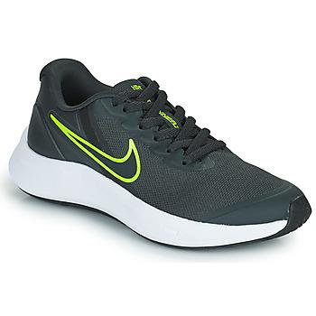 Scarpe Unisex bambino Running / Trail Nike NIKE STAR RUNNER 3 (GS) Grigio