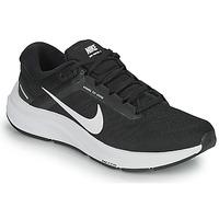 Scarpe Uomo Running / Trail Nike NIKE AIR ZOOM STRUCTURE 24 Nero / Bianco