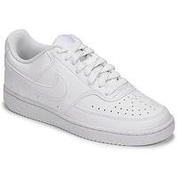 Scarpe Donna Sneakers basse Nike W NIKE COURT VISION LO NN Bianco