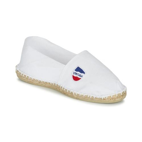 1789 Cala UNIE BLANC Bianco  Scarpe Espadrillas  28