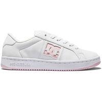 Scarpe Donna Sneakers basse DC Shoes Striker adjs100138 wpn Bianco