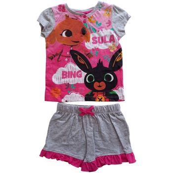 Abbigliamento Bambina Pigiami / camicie da notte Bing Pigiama Multicolore
