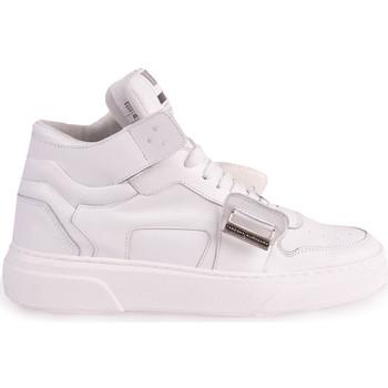 Scarpe Uomo Sneakers alte Takeshy Kurosawa  Bianco