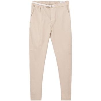 Abbigliamento Donna Chino White Sand Marylin Pantaloni Chino Beige Beige
