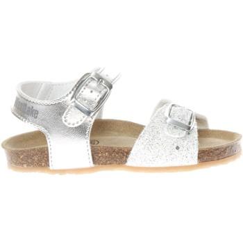 Scarpe Bambina Sandali Westlake 10273 AR-UNICA - Sandalo due f  Argento