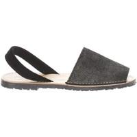 Scarpe Donna Sandali Westlake 1550 NE-UNICA - Sandalo spiana  Nero