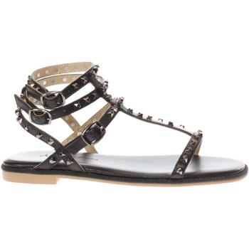 Scarpe Donna Sandali Alma En Pena V21416 015 - BLACK-UNICA - San  Nero