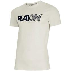 Abbigliamento Uomo T-shirt maniche corte 4F TSM013 Bianco