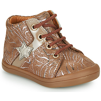 Scarpe Bambina Sneakers alte GBB DUANA Beige