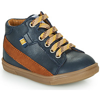 Scarpe Bambino Sneakers alte GBB WESTY Blu